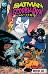The Batman & Scooby-Doo Mysteries #5 (of 12) Cover A