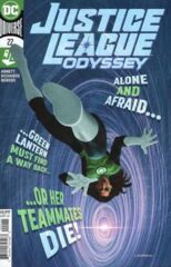 Justice League Odyssey #22 Cover A