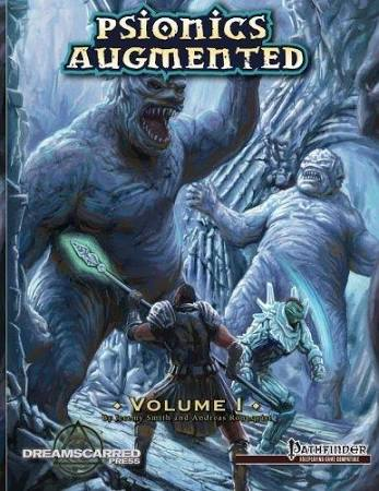 Pathfinder: Psionics Augmented, Volume I