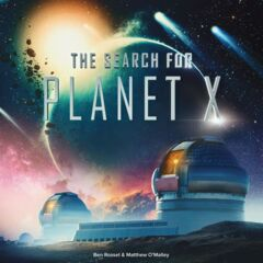 Tbe Search For Planet X