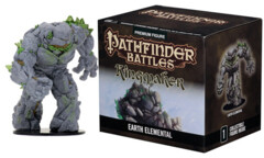 Pathfinder Battles 15: Kingmaker - Earth Elemental