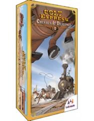Colt Express : Chevaux & Diligence - FR