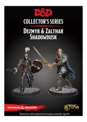 D&D Collector's Series: Dezmyr & Zalthar Shadowtusk