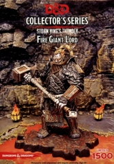 D&D Collector's Series: Fire Giant Lord