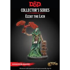 D&D Collector's Series: Ezzat the Lich