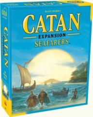Catan - 5th Edition : Seafarers Expansion - EN