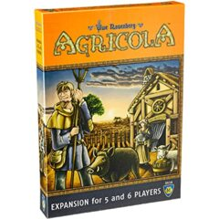 Agricola - 5-6 Players Expansion