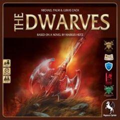 The Dwarves Boeard Game