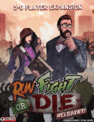 Run, Fight or Die 5-6 Player Extension