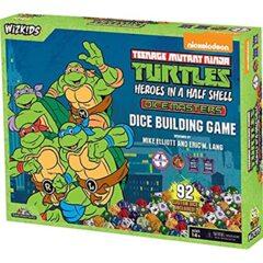 Teenage Mutant Ninja Turtles : Heroes in a Half-Shell Dice Building Game