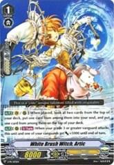 White Brush Witch, Artic - V-PR/0171EN - PR