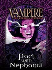 Vampire Deck - Pack with Nephandi (Tracking Shipping Only)