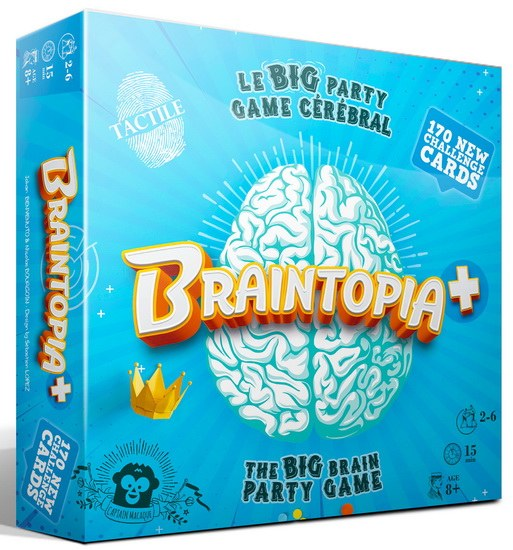 Braintopia Plus - Multilingue