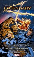 Legendary : Fantastic Four Expansion