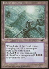 Lake of the Dead - Reserved List - Italien - Signed