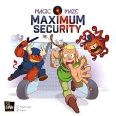 Magic Maze : Maximum Security - FR