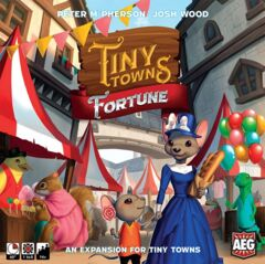 Tiny Towns : Fortune - EN