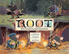 Root - The Underworld Expansion - EN