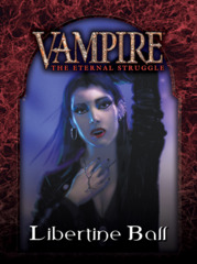 Vampire Deck - Libertine Ball (Tracking Shipping Only)