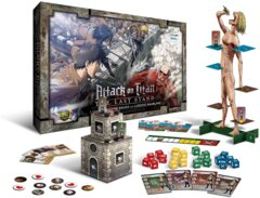 Attack on Titan: The Last Stand - Anglais