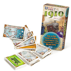 Ticket to Ride : USA 1910