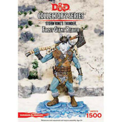 D&D Collector's Series: Frost Giant Reaver