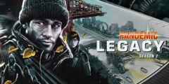 Pandemic Legacy : Season 2 - EN