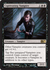Captivating Vampire (Signed)