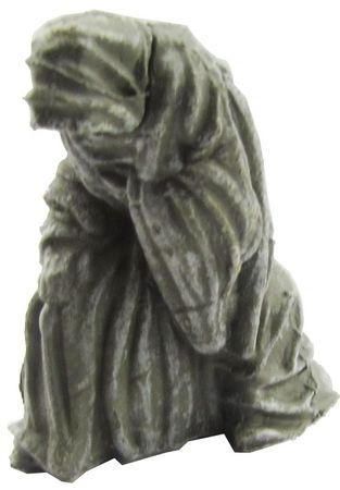 Cloaked Man Statue - Promo