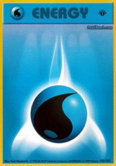 Water Energy - 102/102 - Common - 1st Edition (FR)
