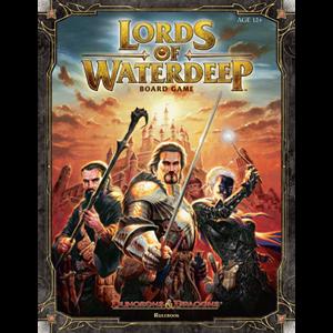 Lords of Waterdeep - EN