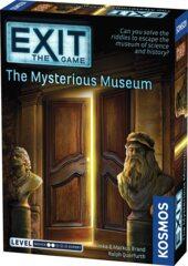 Exit : Mysterious Museum - EN