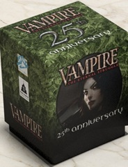 Vampire 25th Anniversary (Tracking Shipping Only)