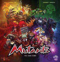 Mutants Card Game - EN