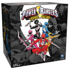 Power Rangers : Heroes of the Grid - EN