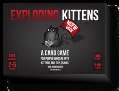 Exploding Kitten - NSFW - EN
