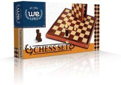 Jeu d'échecs Chessex repliable 11.5