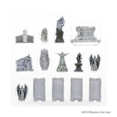 City of the Dead : Statues & Monuments
