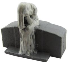 Weeping Woman Statue - Promo