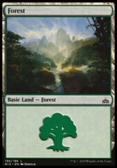Basic Forest (Edition au hasard)