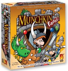 Munchkin - Panic