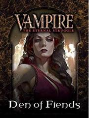 Vampire Deck - Den of Fiends (Tracking Shipping Only)