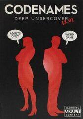 Codenames Undercover - NSFW - EN