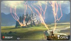 Starcitygames 2018 Open Playmat (Wizard's Lightning)