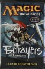 Betrayers of Kamigawa Booster Pack