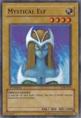 Mystical Elf - LOB-E050 - Super Rare - 1st Edition