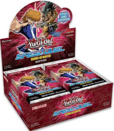Speed Duel - Scars of Battle Booster Box