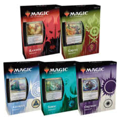 Ravnica Allegiance Guild Kit (Set of 5)