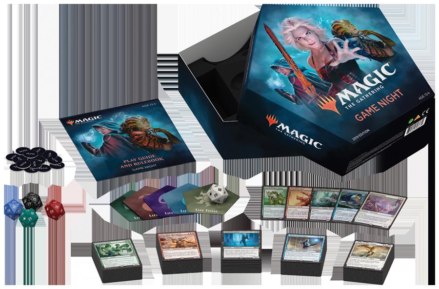 Magic Game Night 2019