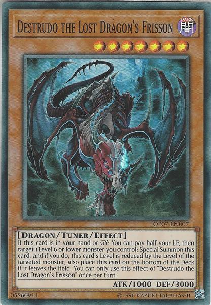 SBSC-EN007 VAMPIRE LORD YuGiOh Ultra Rare 1st Edition MINT